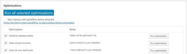 chay optimizations 600x175 - 8 mẹo cần làm thương xuyên để bảo trì WordPress website