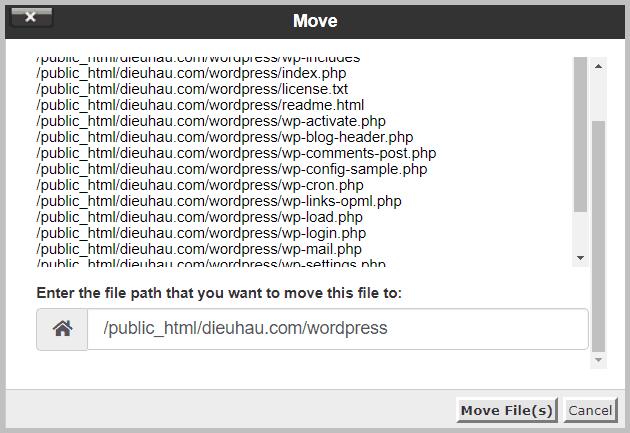 move-file-in-cpanel