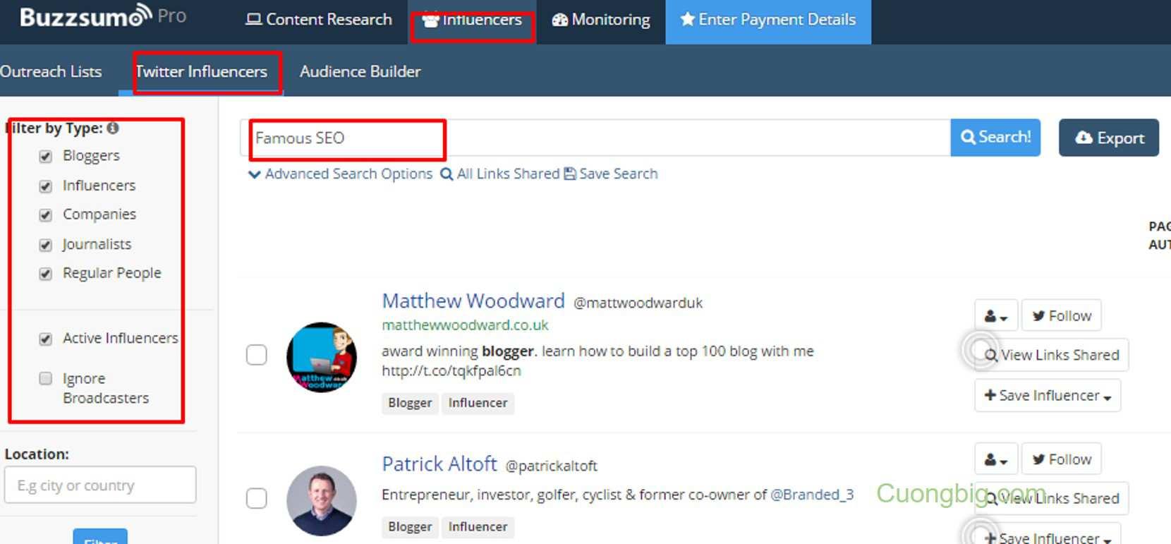 BuzzSumo là gì? Hướng truy cập và sử dụng Buzzsumo A-Z chi tiết nhất (Công cụ hỗ trợ content cho website) 13