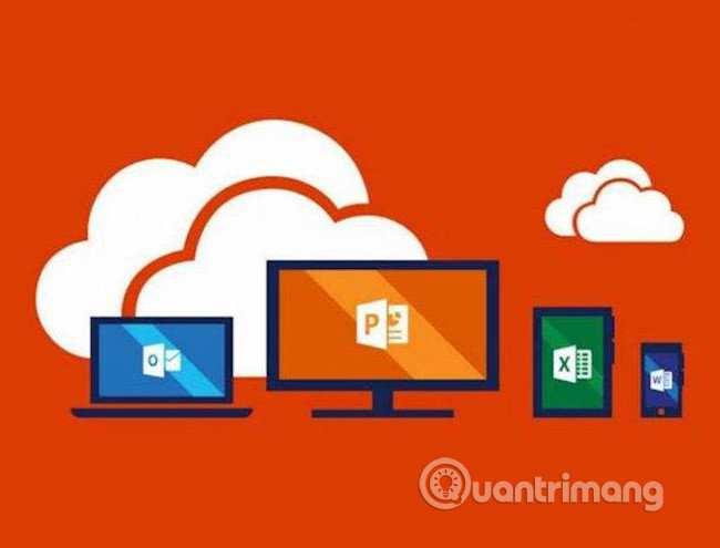 Dịch vụ lưu trữ đám mây của Microsoft