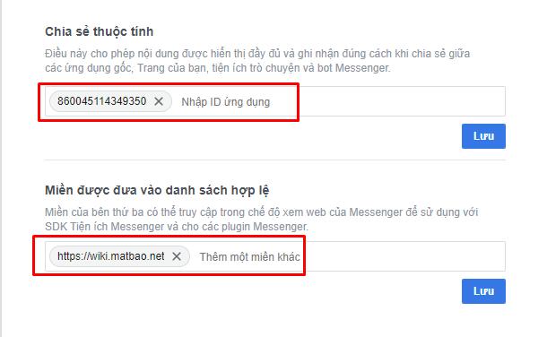 Hướng dẫn tích hợp chat facebook vào website với 3 bước đơn giản chuẩn SEO 6