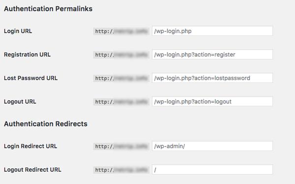 Hướng dẫn thay đổi link đăng nhập wordpress chuẩn bảo mật 6