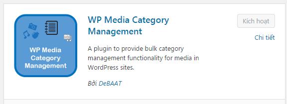 Quản lý hình ảnh trong Wordpress và 10 Plugin tối ưu và quản lý hình ảnh một cách khoa học. 1