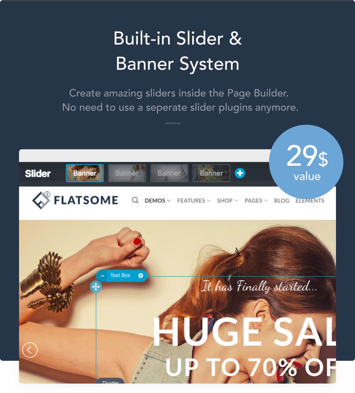 Flatsome | Multi-Purpose Responsive WooCommerce Theme - 24