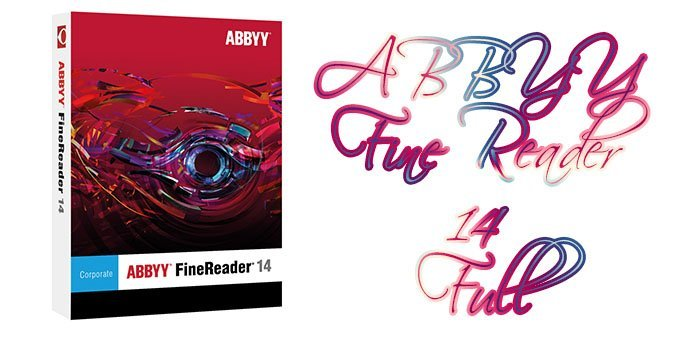 Abbyy Fine Reader 14 Full Crack