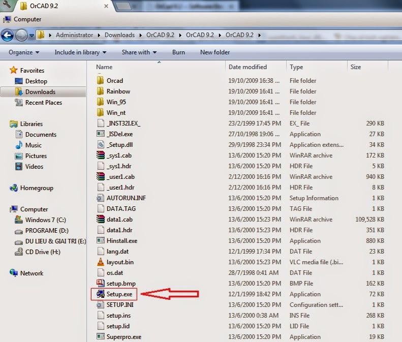 Download trọn bộ phiên bản OrCAD mới nhất Full key active bản quyền vĩnh viễn phần mềm vẽ mạch điện 38