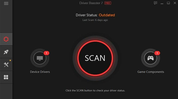 Download Driver Booster 7 Full Key
