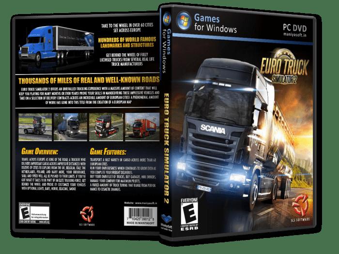 cau hinh rat nhe cua euro truck simulator 2
