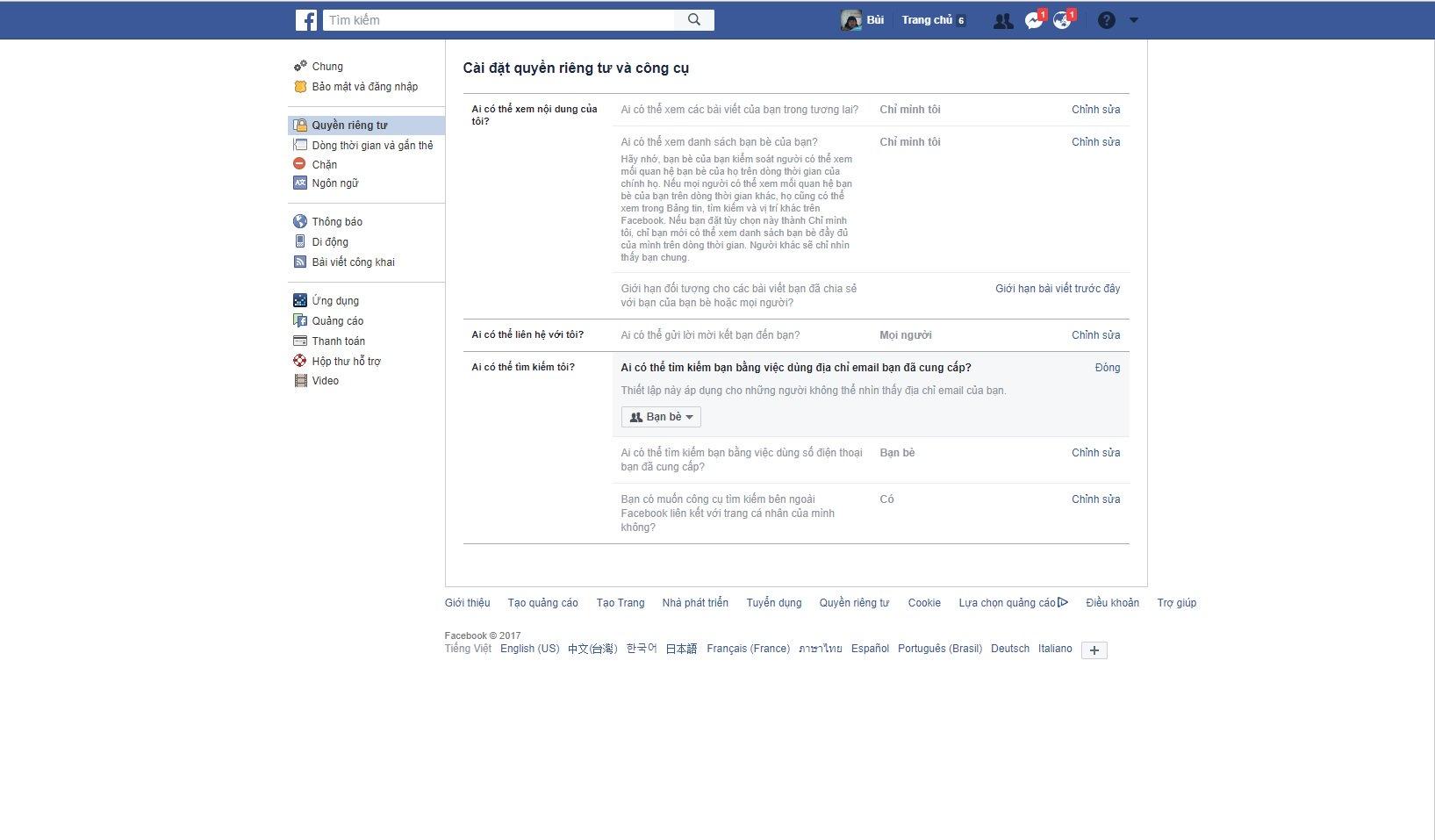 Hướng dẫn cách chống Report & bảo mật facebook 2021 6