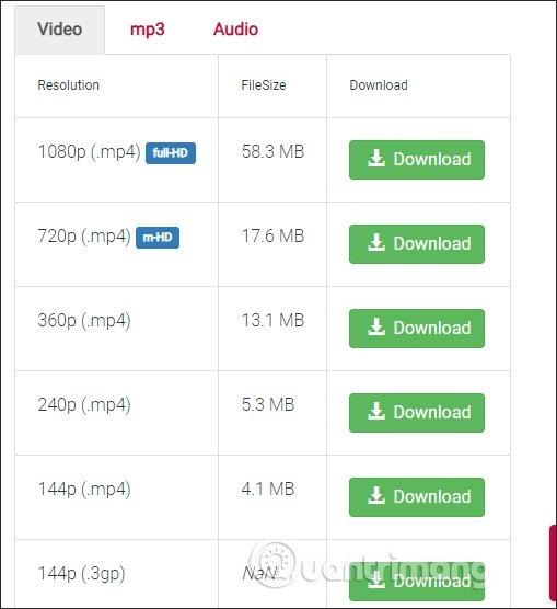 20 Cách tải download video, mp3 trên Youtube miễn phí 2020