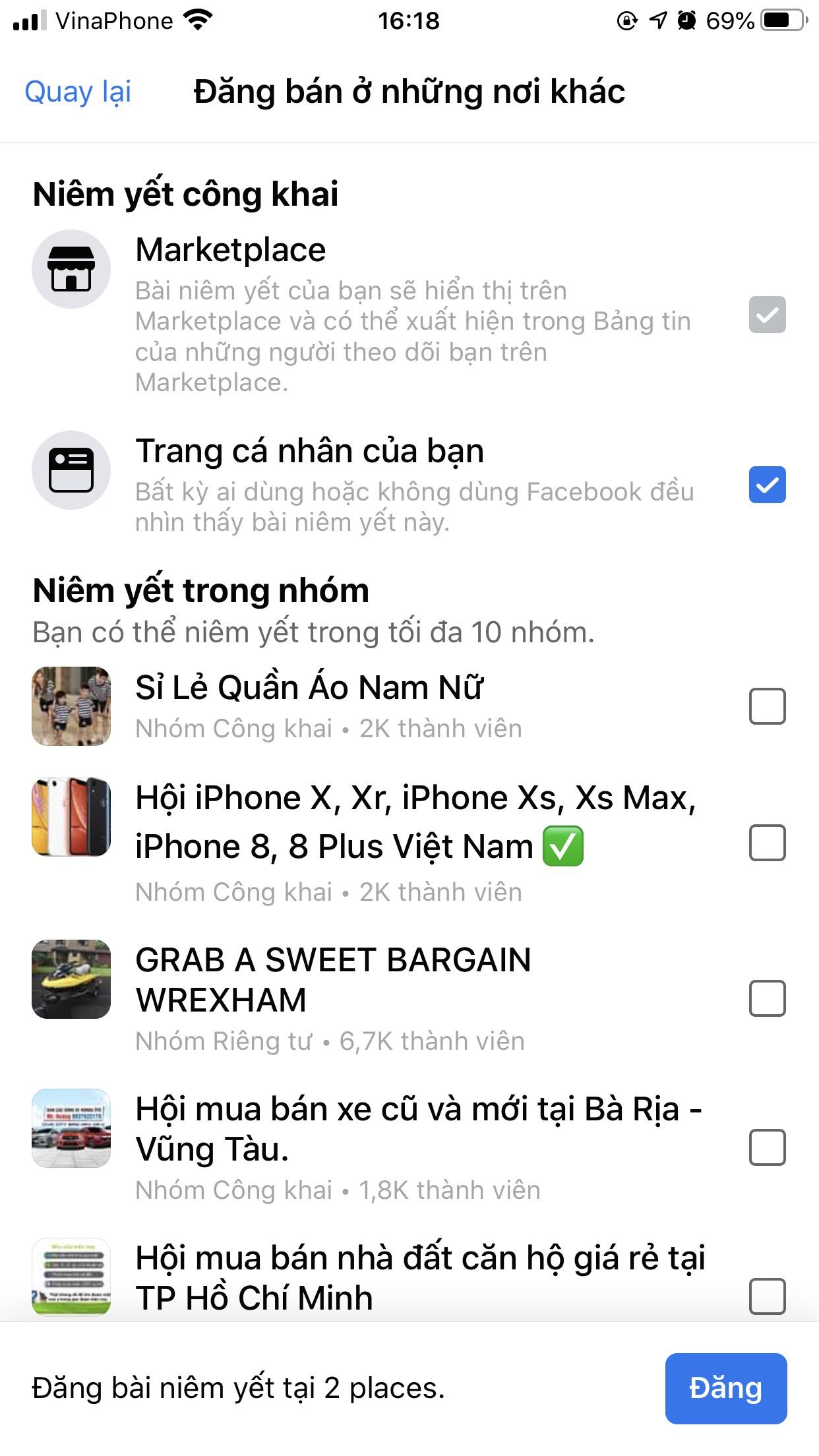 Facebook Marketplace là gì? Cách đăng bài được phê duyệt ngay cập nhật 2021 10