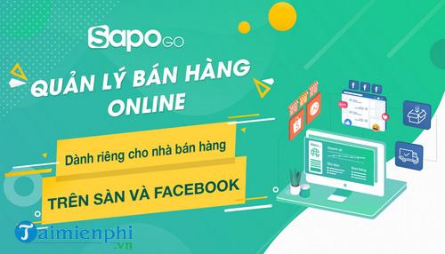 phan mem quan ly ban hang online tren facebook