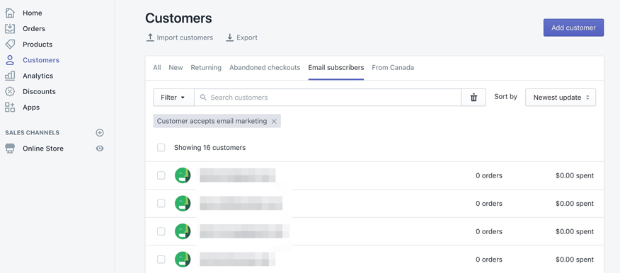 nhúng Facebook lên Email Marketing