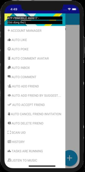 Simple Facebook Mobile 1