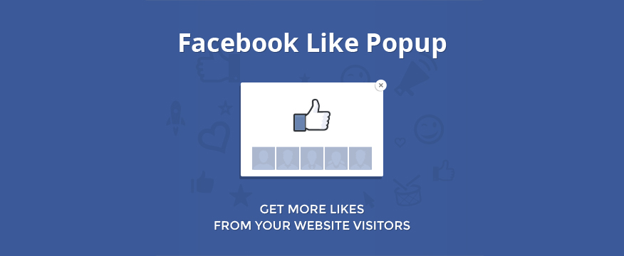 tạo Facebook Like Popup