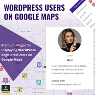 Người dùng WordPress Google Maps