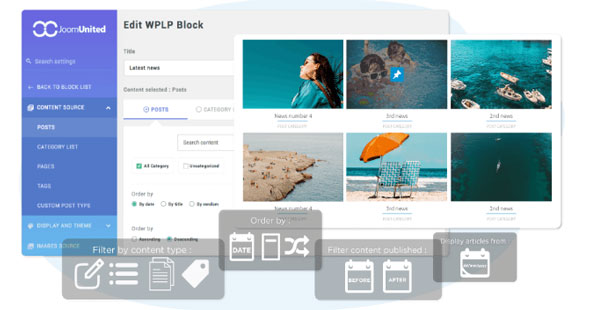 WP Latest Posts Pro v4.5.0 - WordPress Recent News Plugin