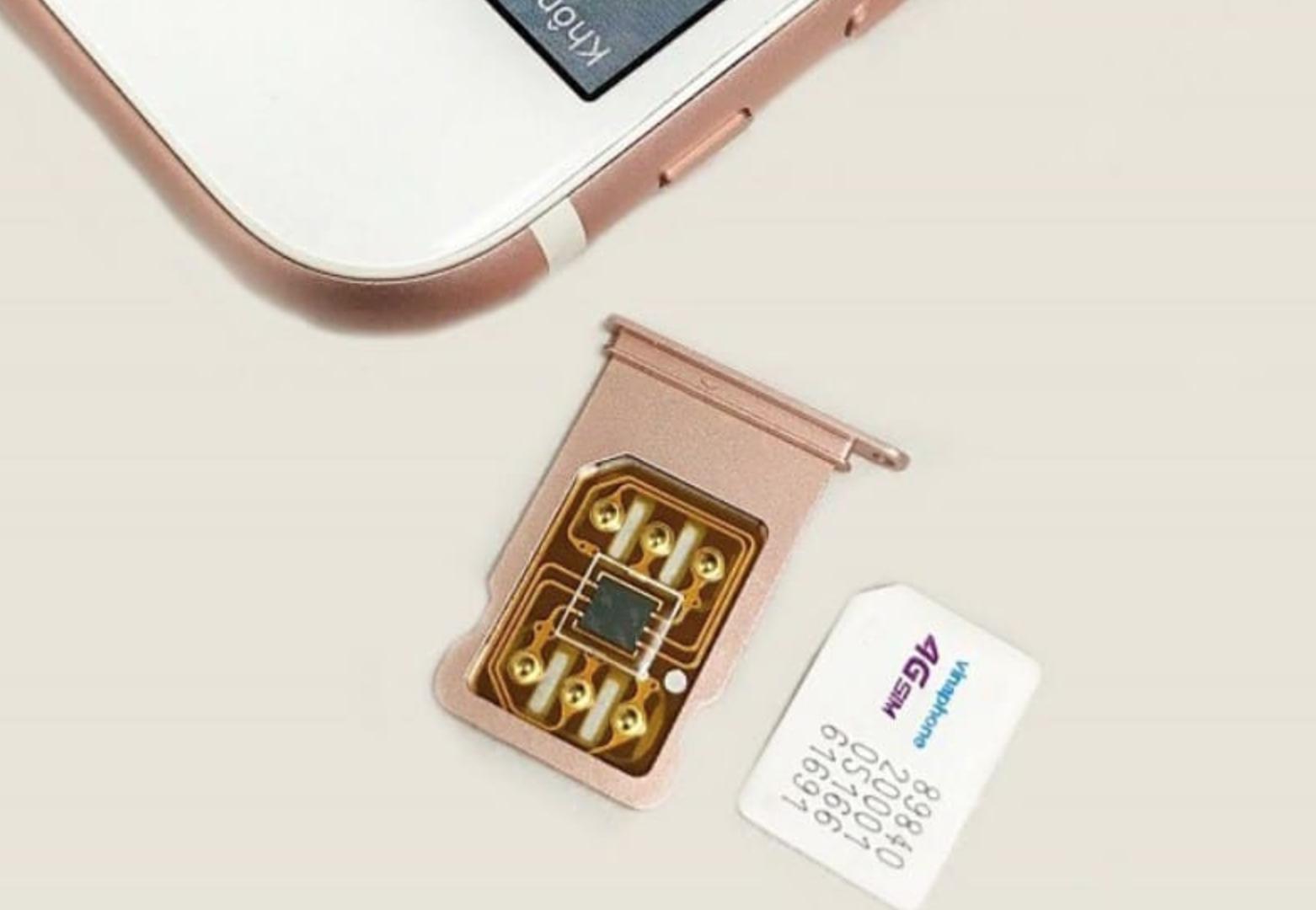 Sim ghép cho iPhone Lock