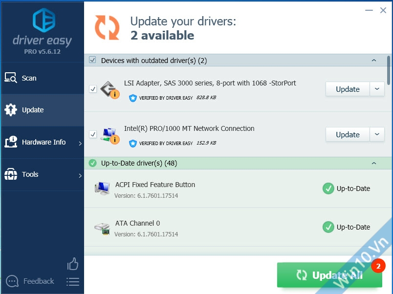 Driver Easy PRO 5.6.14.33488