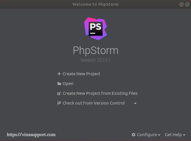 Huong dan cai dat PhpStorm IDE tren Ubuntu Step 10