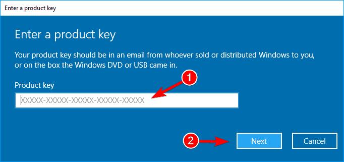 Sửa lỗi your windows license will expire soon windows 10 19