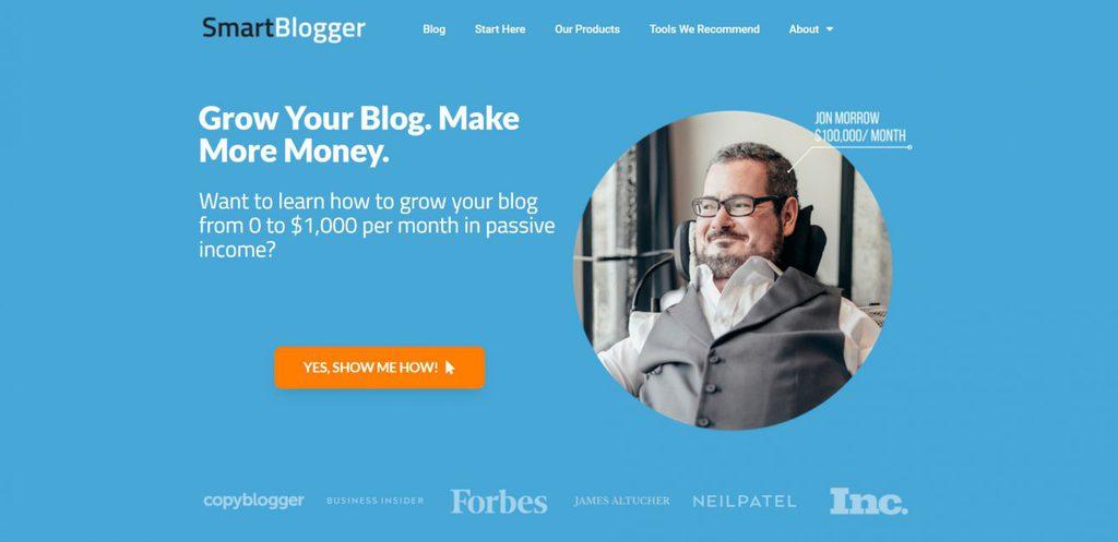 cách tạo blog kiếm tiền membership site