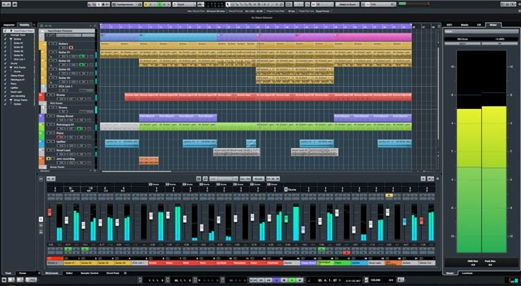 Cubase Pro 10.5.5 Crack Wih Keygen {2020} Torrent Download