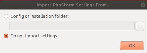 Huong dan cai dat PhpStorm IDE tren Ubuntu Step 1