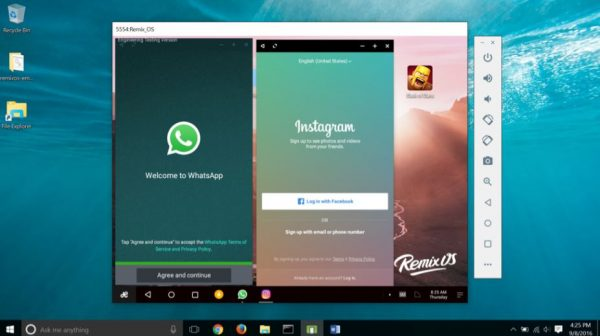 Sforum - Trang thông tin công nghệ mới nhất BEst-android-emulator-remix-os-player-that-has-android-vm-600x336 9 phần mềm giả lập Android tốt nhất cho Windows