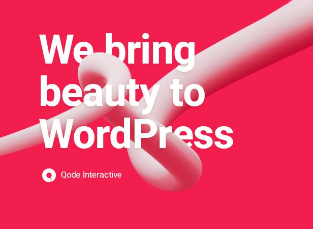 Cầu nối - Chủ đề WordPress đa năng sáng tạo - 27