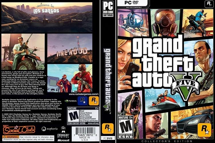 Cấu hình để chơi Grand Theft Auto V tầm trung thôi ah :v