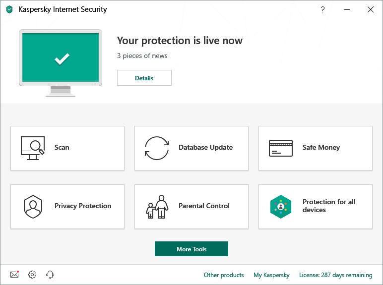 Key KIS 2019 - Key Kaspersky Internet Security 2019 mới nhất