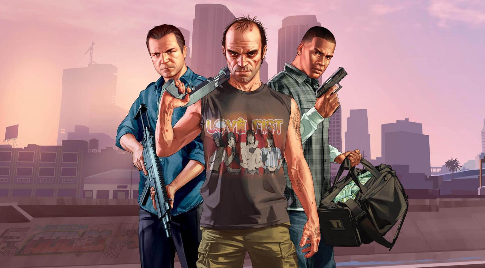 """Tải Game Grand Theft Auto V """"Việt hóa"""" GTA 5 Full cho PC 2020 4"""