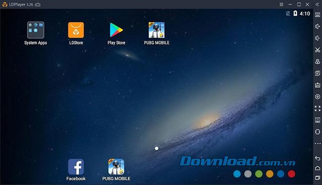 Giả lập Android tốt nhất hiện nay LDPlayer