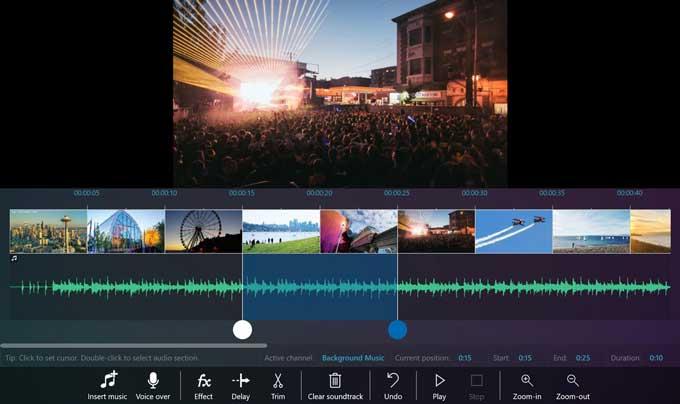 Top 5 phần mềm thay thế iMovie cho người dùng Windows 10 7