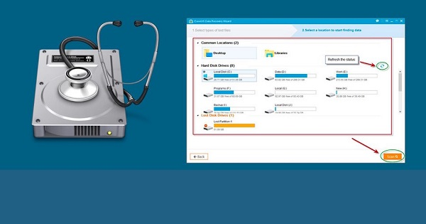 Download EaseUS Data Recovery Wizard Full - Auspeed.vn