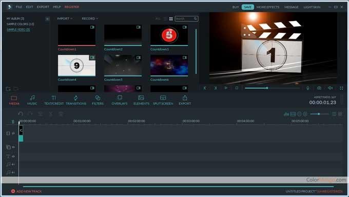 Top 5 phần mềm thay thế iMovie cho người dùng Windows 10 9