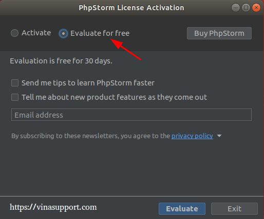 Huong dan cai dat PhpStorm IDE tren Ubuntu Step 9