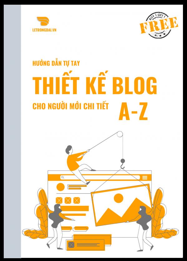 Ebook Thiết Kế Blog cho người mới 1