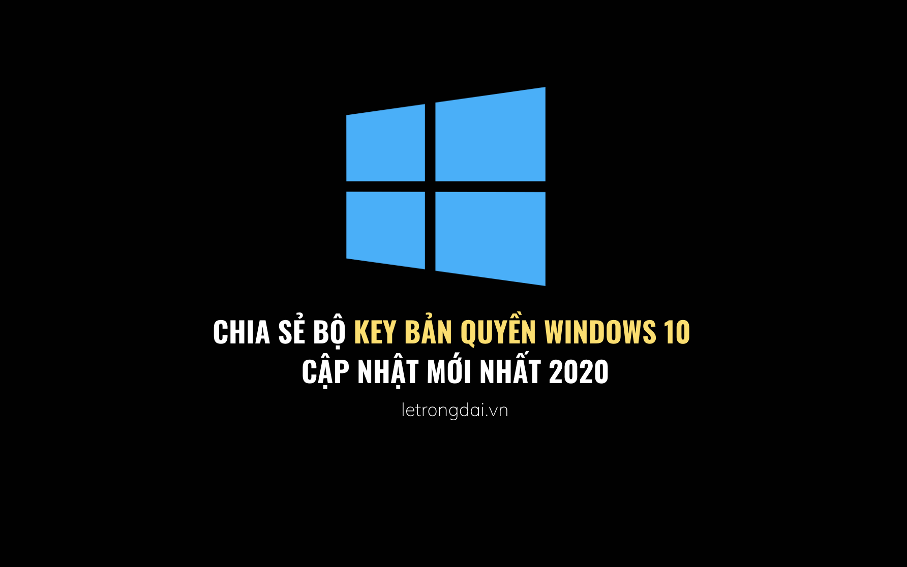 Key Windows10
