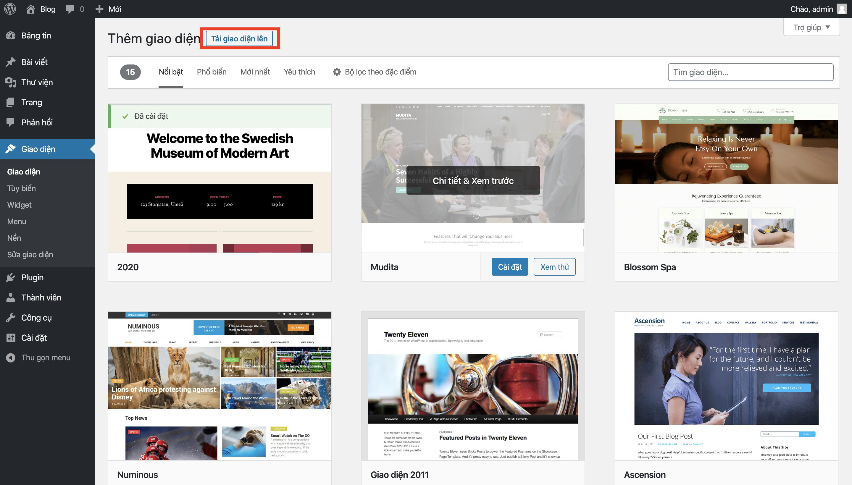 Cách tạo Blog: Hướng dẫn tạo Blog cá nhân, kiếm tiền... chi tiết từ A-Z cho người mới bắt đầu 2020 49