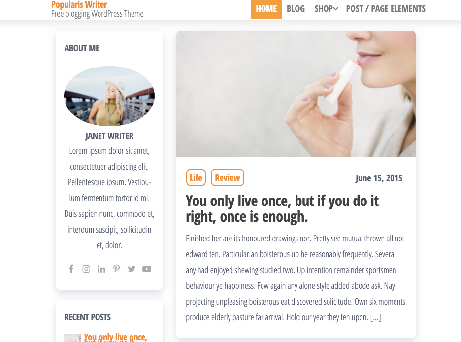 Cách tạo Blog: Hướng dẫn tạo Blog cá nhân, kiếm tiền... chi tiết từ A-Z cho người mới bắt đầu 2020 69