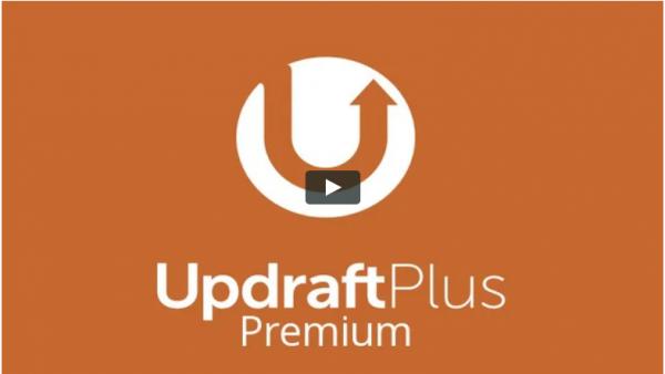 UpdraftPlus - Premium WordPress Backup Plugin 1