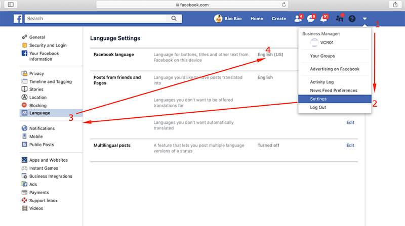 Cach Doi Ten Facebook Khi Chua Du 60 Ngay