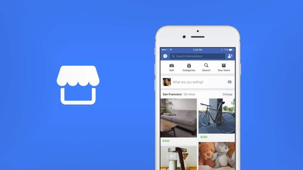 Facebook lance Marketplace en France pour concurrencer Leboncoin ...