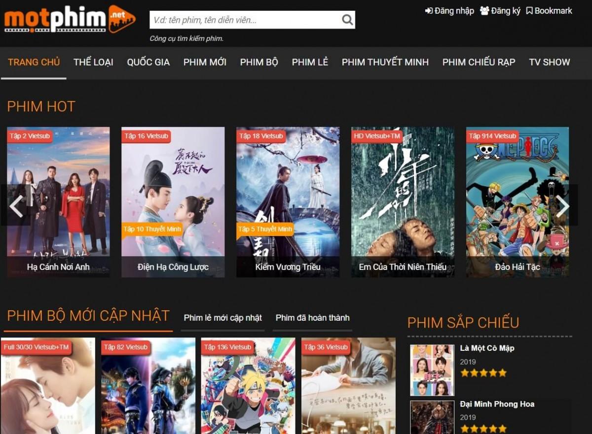 50 trang web xem phim trực tuyến Online  tốt nhất Việt Nam 2020 8