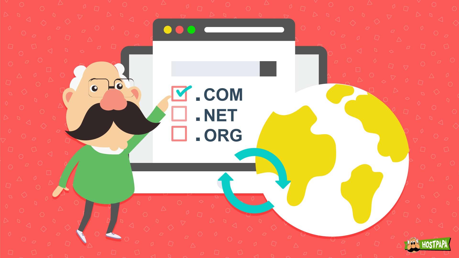 All About Domain Registration - HostPapa Blog