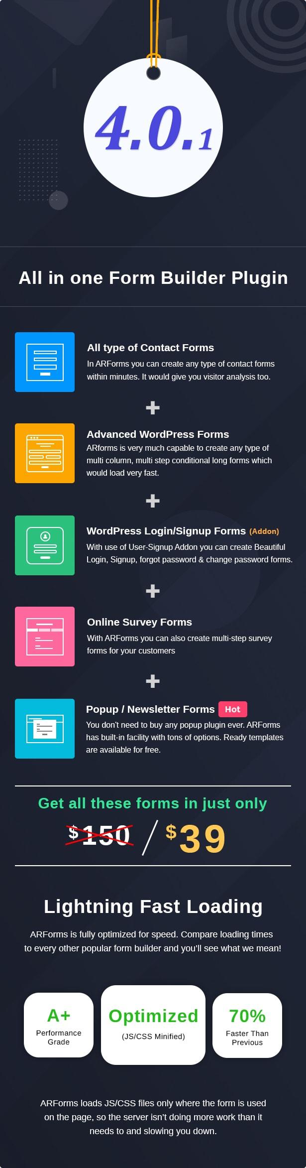 ARForms: Plugin Trình tạo biểu mẫu WordPress - 6