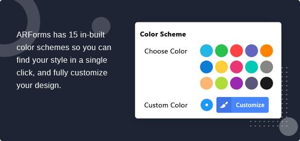 ARForms: Plugin Trình tạo biểu mẫu WordPress - 12