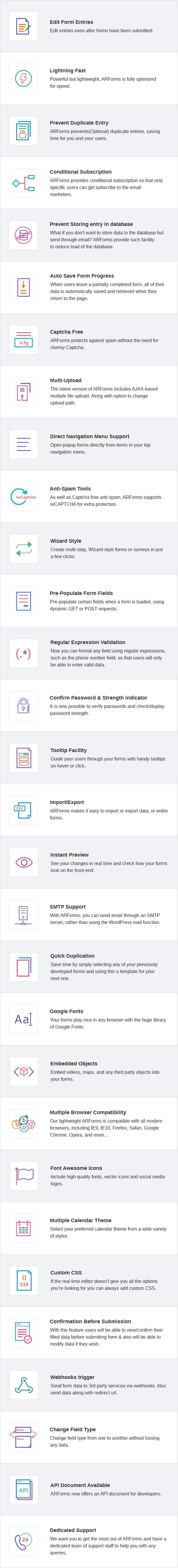 ARForms: Plugin Trình tạo biểu mẫu WordPress - 51